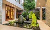 Water Feature - Freedom Villa - Seminyak, Bali