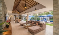 Living and Dining Area - Freedom Villa - Seminyak, Bali
