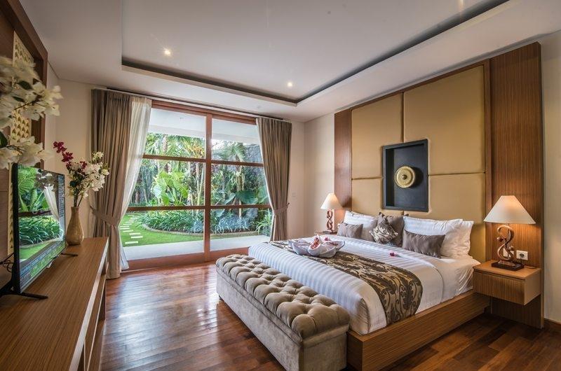 Bedroom with Garden View - Freedom Villa - Seminyak, Bali