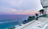 Reclining Sun Loungers - Grand Cliff Ungasan - Uluwatu, Bali