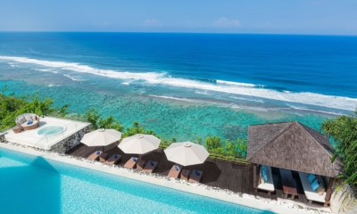 Pool with Sea View - Grand Cliff Ungasan - Uluwatu, Bali