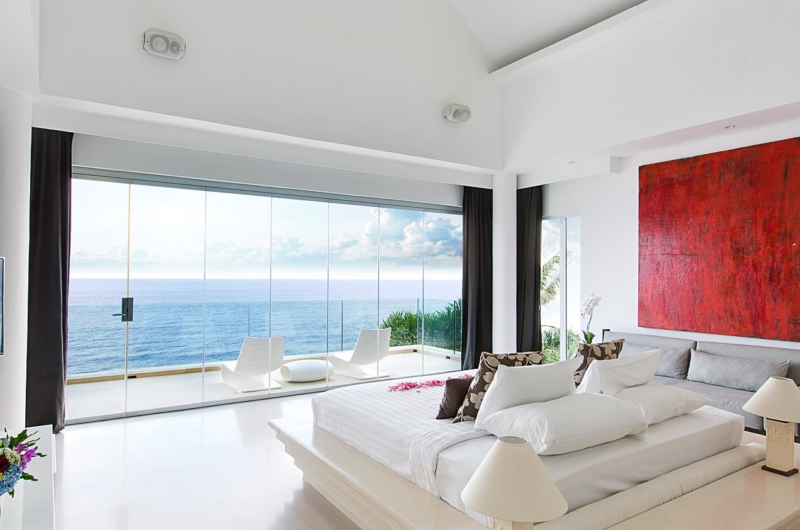 Bedroom with Sea View - Grand Cliff Ungasan - Uluwatu, Bali