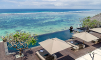 Gardens and Pool - Grand Cliff Nusa Dua - Nusa Dua, Bali