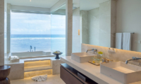 Bathroom with Sea View - Grand Cliff Nusa Dua - Nusa Dua, Bali
