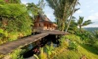 Pathway to Villa - Hartland Estate - Ubud, Bali