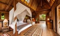 Bedroom with Wooden Floor - Hartland Estate - Ubud, Bali