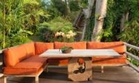 Outdoor Seating Area - Hartland Estate - Ubud, Bali