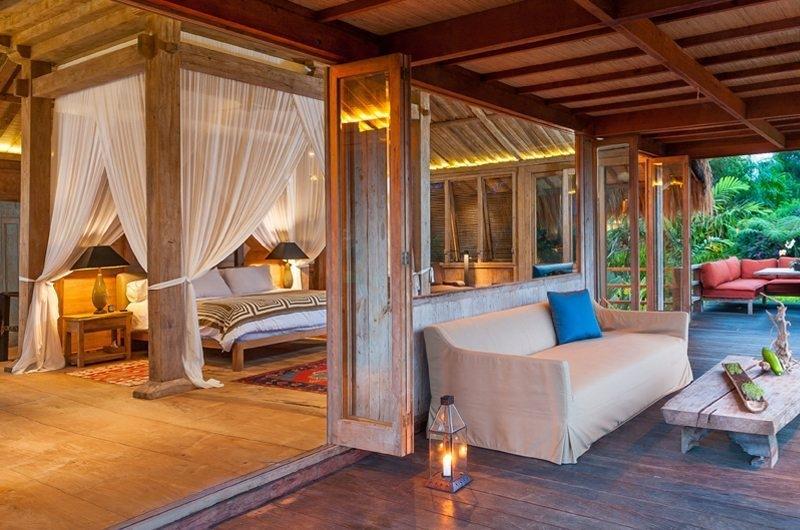 Bedroom and Balcony - Hartland Estate - Ubud, Bali