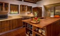 Kitchen Area - Hartland Estate - Ubud, Bali