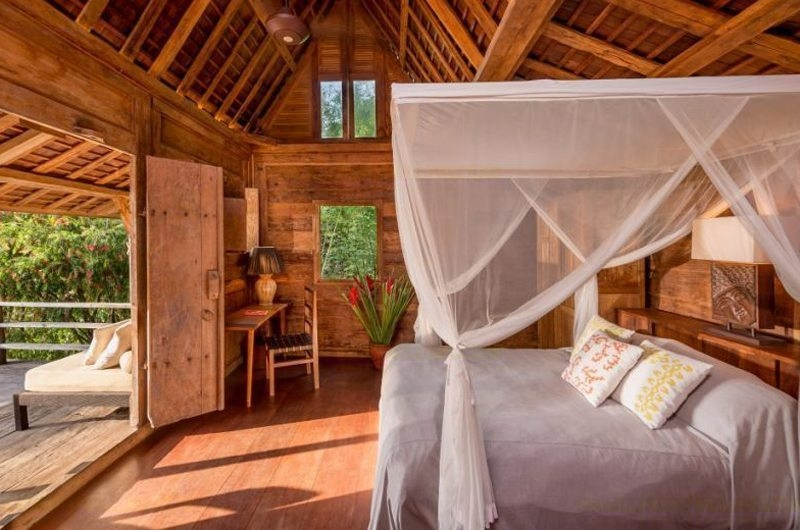 Bedroom with Study Table - Hartland Estate - Ubud, Bali