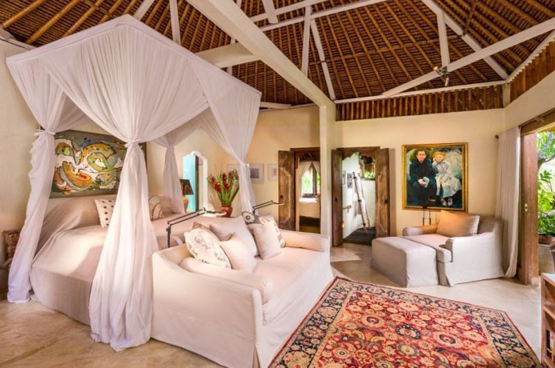 Bedroom with Seating Area - Hartland Estate - Ubud, Bali