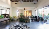 Living Area - Hidden Villa Bali Hidden Villa - Canggu, Bali