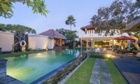 Night View - Imani Villas Mahesa - Umalas, Bali