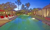 Sun Loungers - Imani Villas Mahesa - Umalas, Bali
