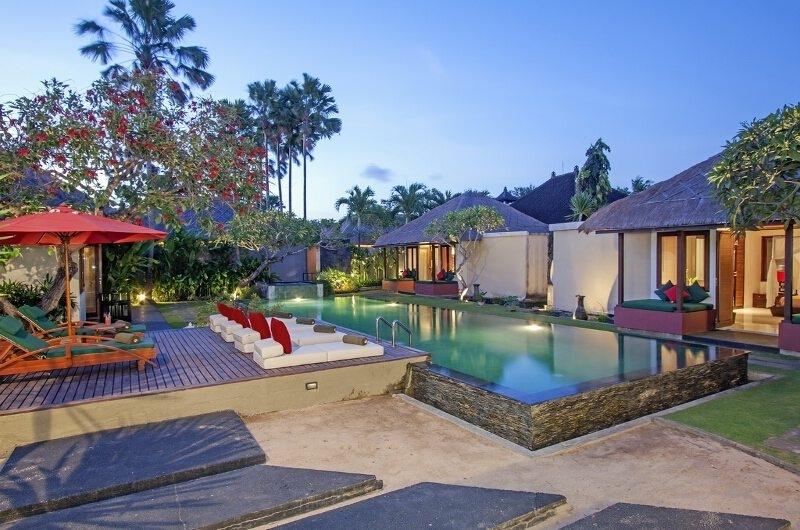 Swimming Pool - Imani Villas Mahesa - Umalas, Bali