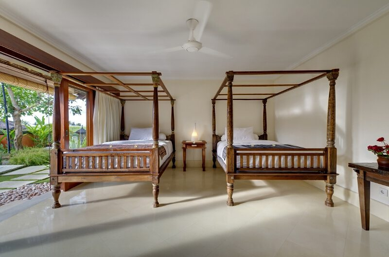 Twin Bedroom with Garden View - Impiana Cemagi - Seseh, Bali