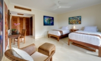 Twin Bedroom - Impiana Cemagi - Seseh, Bali