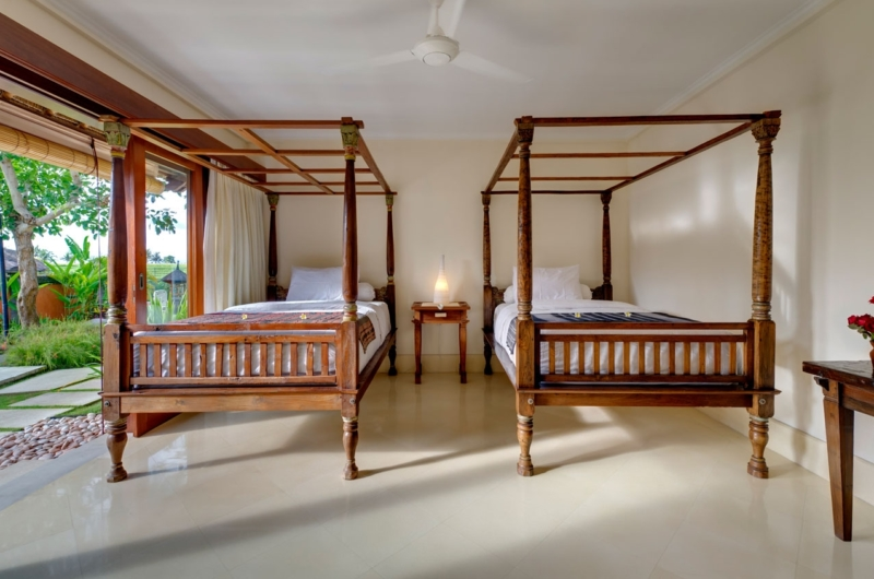 Bedroom with Twin Beds - Impiana Cemagi - Seseh, Bali