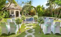Wedding Set Up - Impiana Seminyak - Seminyak, Bali