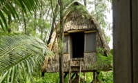 Outdoor Hut with Seating Area - Isle East Indies - Thousand Islands, Indonesia