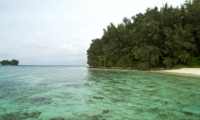 Beachfront - Isle East Indies - Thousand Islands, Indonesia