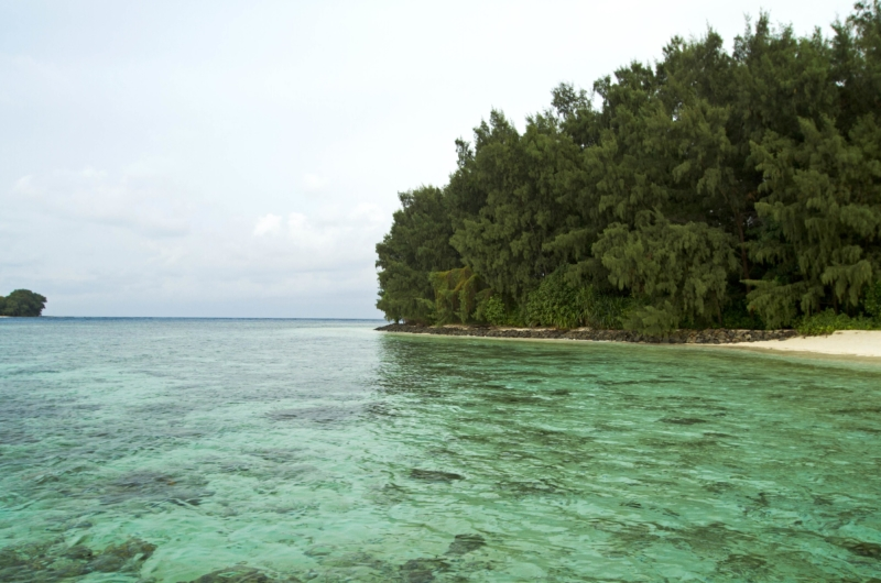 Beachfront - Isle East Indies - Thousand Islands, Indonesia