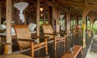 Seating Area - Isle East Indies - Thousand Islands, Indonesia