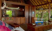 Indoor Living Area - Isle East Indies - Thousand Islands, Indonesia