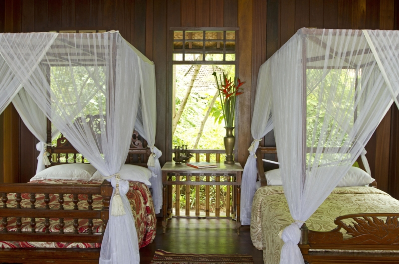 Twin Bedroom - Isle East Indies - Thousand Islands, Indonesia
