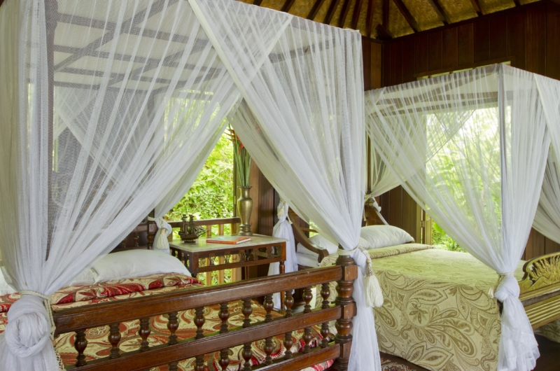Twin Bedroom with View - Isle East Indies - Thousand Islands, Indonesia