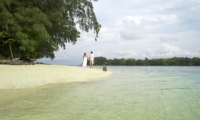 Beachfront View - Isle East Indies - Thousand Islands, Indonesia