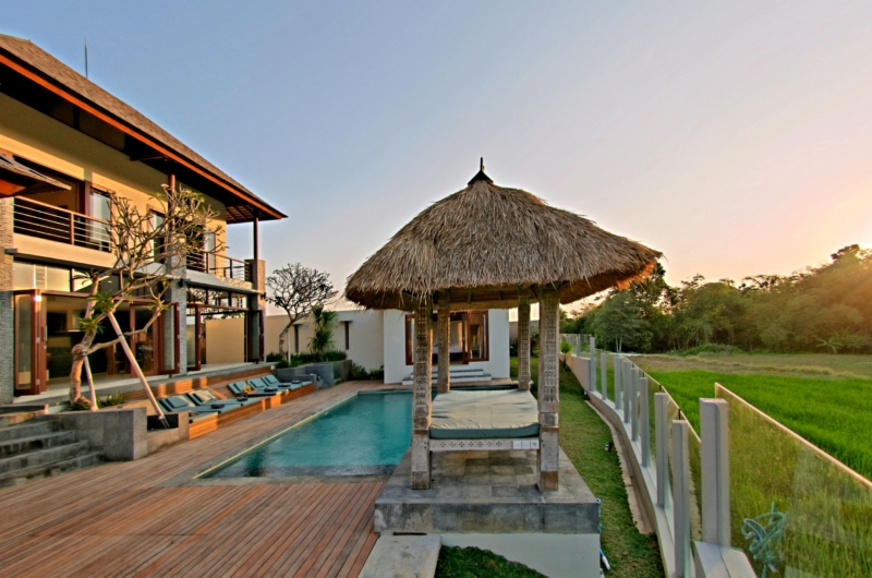 Private Pool - Jabunami Villa - Canggu, Bali