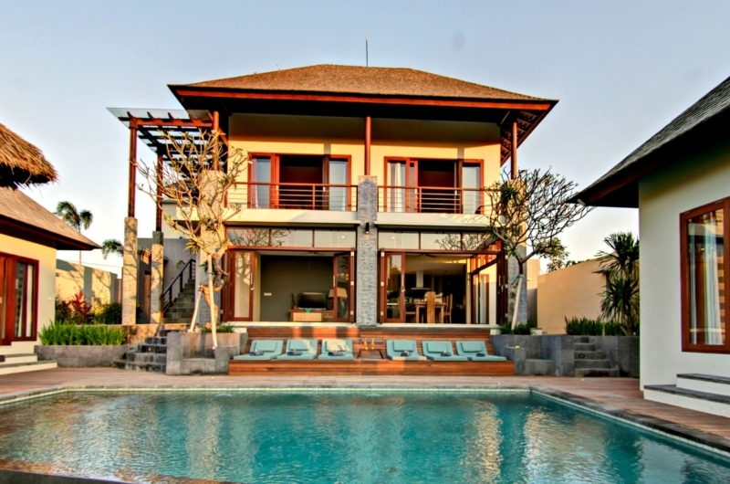 Swimming Pool - Jabunami Villa - Canggu, Bali