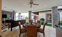 Dining Area - Jabunami Villa - Canggu, Bali