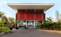 Entrance - Javana Royal Villas - Seminyak, Bali