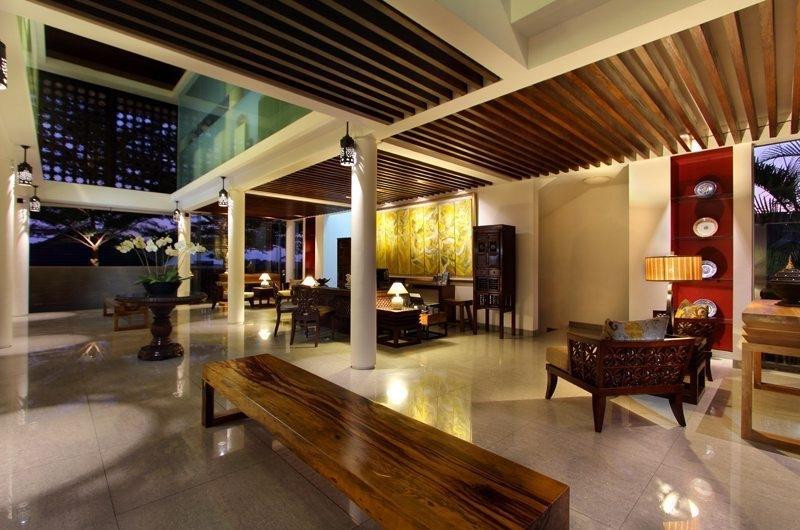 Seating Area - Javana Royal Villas - Seminyak, Bali
