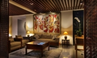 Living Area - Javana Royal Villas - Seminyak, Bali