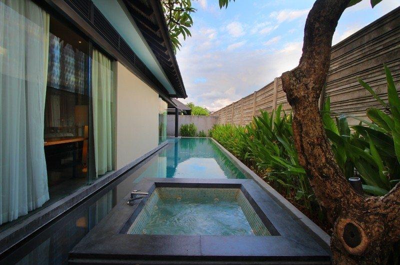 Swimming Pool - Javana Royal Villas - Seminyak, Bali