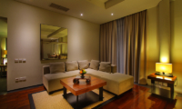 Lounge Area - Javana Royal Villas - Seminyak, Bali