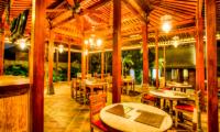 Common Dining - Javana Royal Villas - Seminyak, Bali