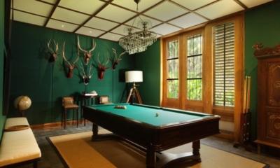 Billiard Table - Jeeva Saba Estate - Gianyar, Bali