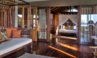 Bedroom and Outdoor Area - Jeeva Saba Estate - Gianyar, Bali