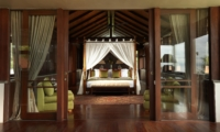 Bedroom View - Jeeva Saba Estate - Gianyar, Bali