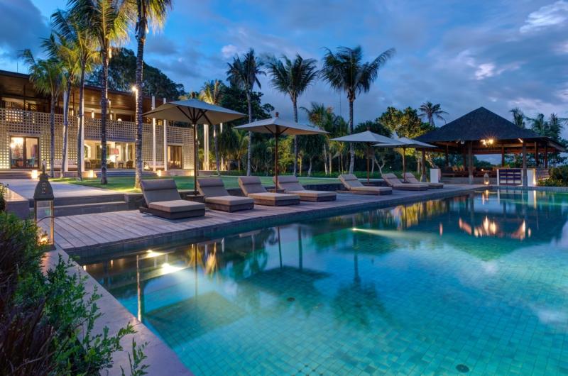 Swimming Pool - Jeeva Saba Estate - Gianyar, Bali