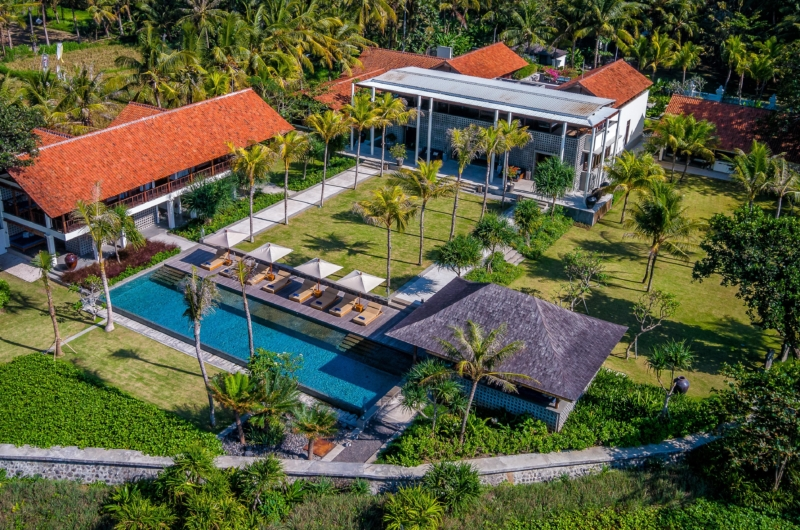 Top View - Jeeva Saba Estate - Gianyar, Bali