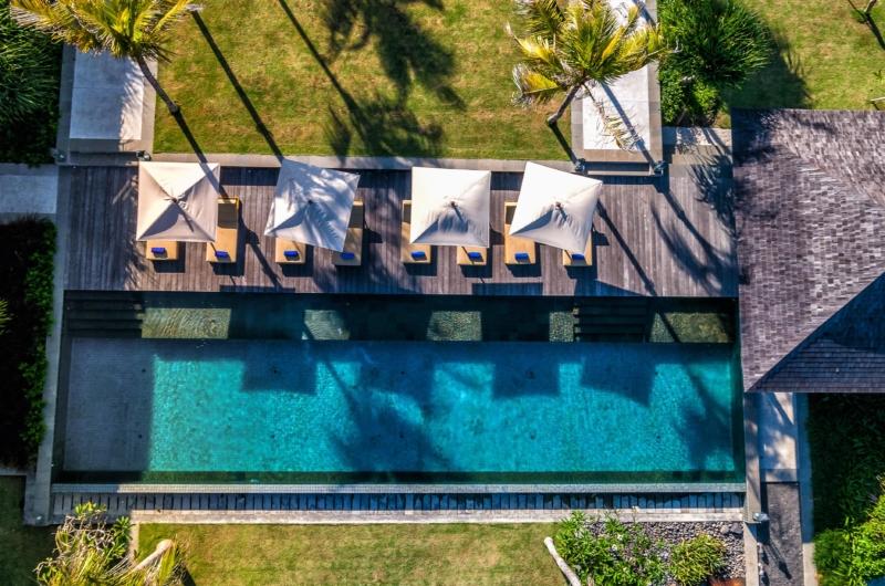 Exterior Top View - Jeeva Saba Estate - Gianyar, Bali