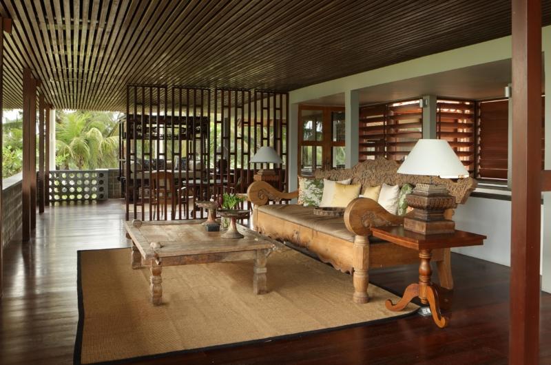 Lounge Area - Jeeva Saba Estate - Gianyar, Bali