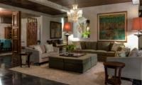 Living Area - Jeeva Saba Estate - Gianyar, Bali