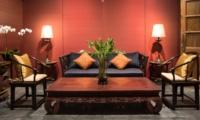 Indoor Living Area - Jeeva Saba Estate - Gianyar, Bali