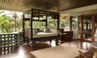 Indoor Seating Area - Jeeva Saba Estate - Gianyar, Bali